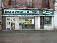 Auto Ecole ECY (Ecole de Conduite de L'Yonne) à AUXERRE