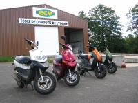 BSR à Auxerre, Brevet de Sécurité Routière